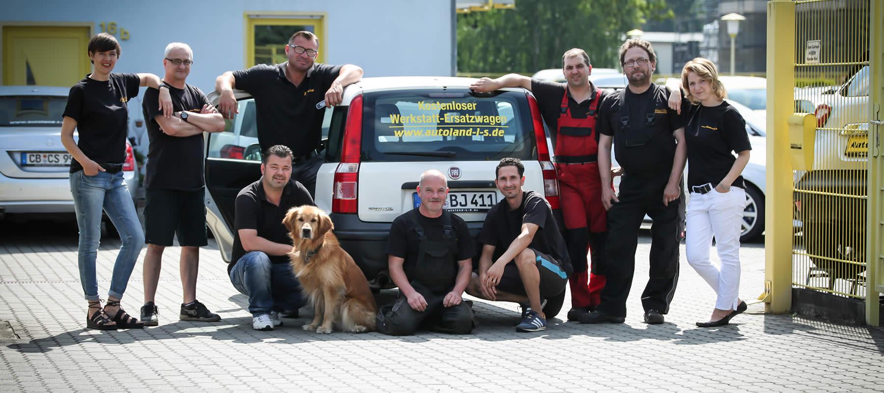 Team Autoland L&S
