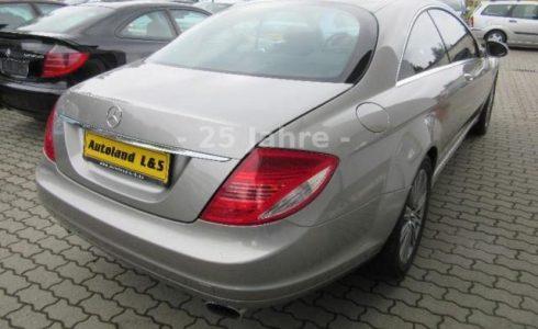Mercedes-Benz CL 500 Heck