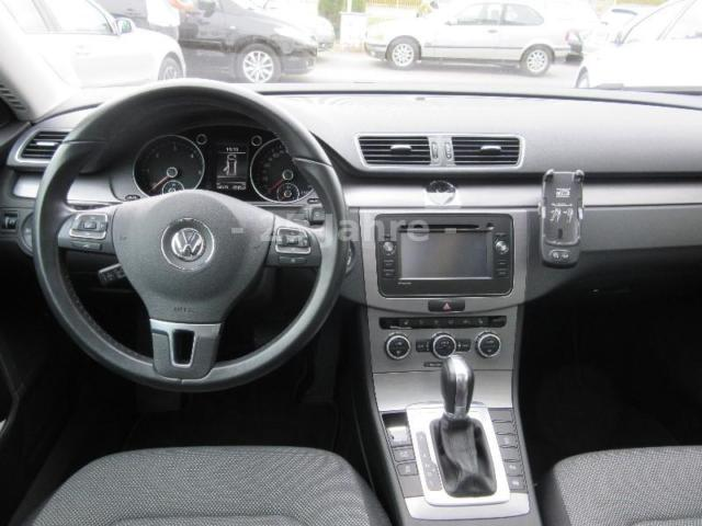 VW Passat Cockpit