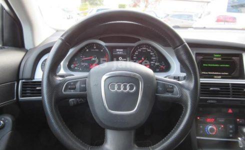 Audi-A6-3.0-TDI-Kombi-Cockpit