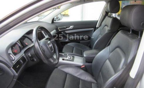 Audi A6 Avant 3.0 TDI quattro Innenraum