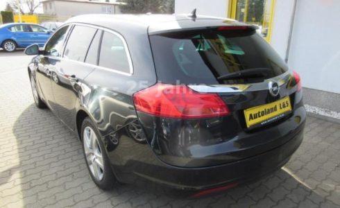 Opel Insignia Kombi Heck