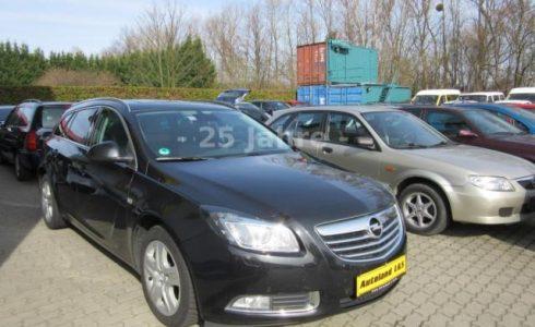 Opel Insignia Kombi Tourenwagen