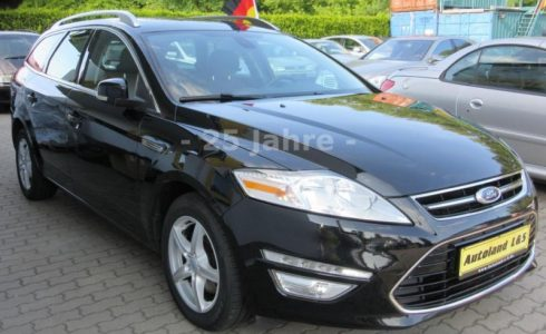 Ford-Modeo-Titanium-Front