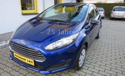 Ford-Fiesta-Ambiente-metallic-blau-front