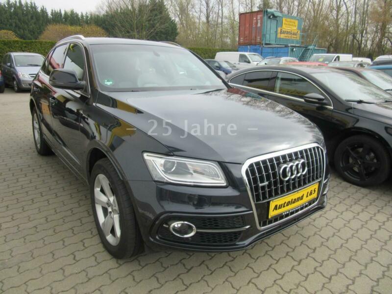 Audi q5 quattro S-Line-2