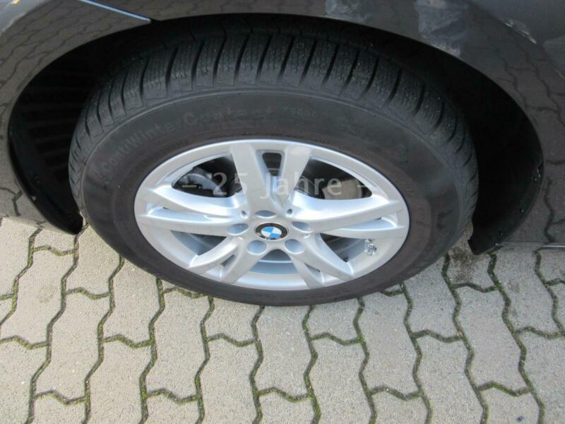 BMW 118i Cabrio -Bilder