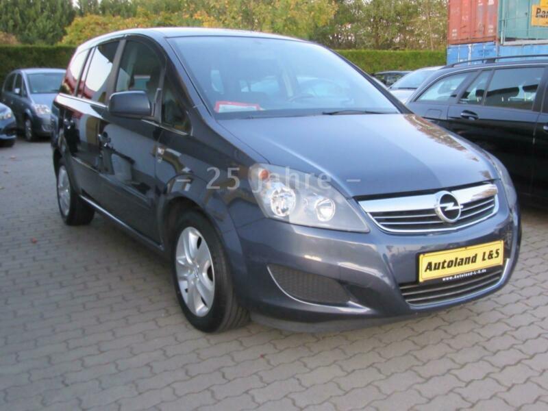 Opel Zafira B Edition 111 Jahre