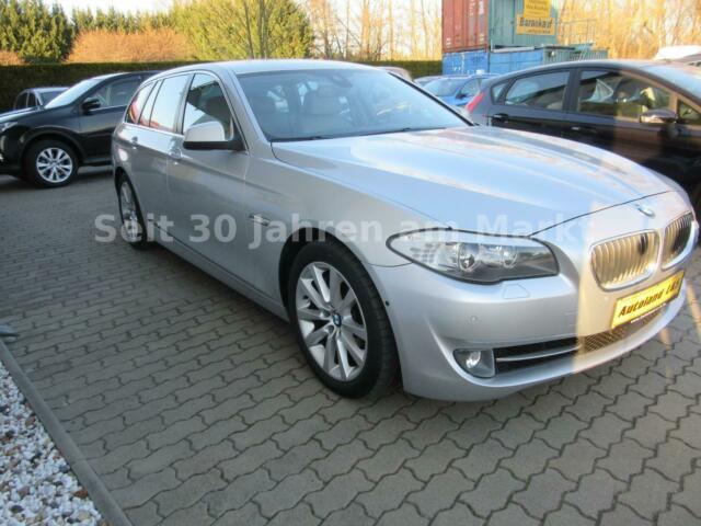 BMW Baureihe 535d xDrive