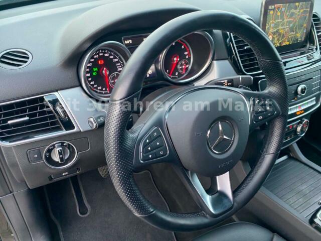 Mercedes-Benz GLE -Klasse 350 d 4Matic