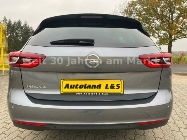 Opel-Insignia-Innovation-grau Heck