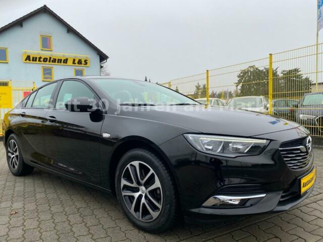 Opel Insignia B Seite