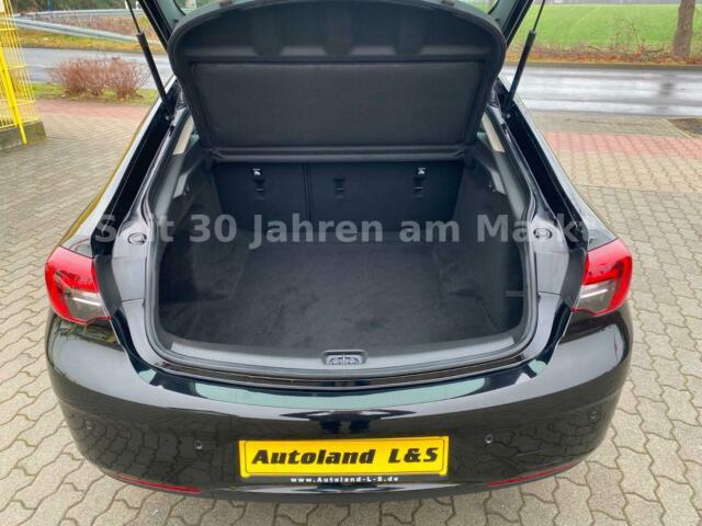 Opel Insignia B Kofferraum